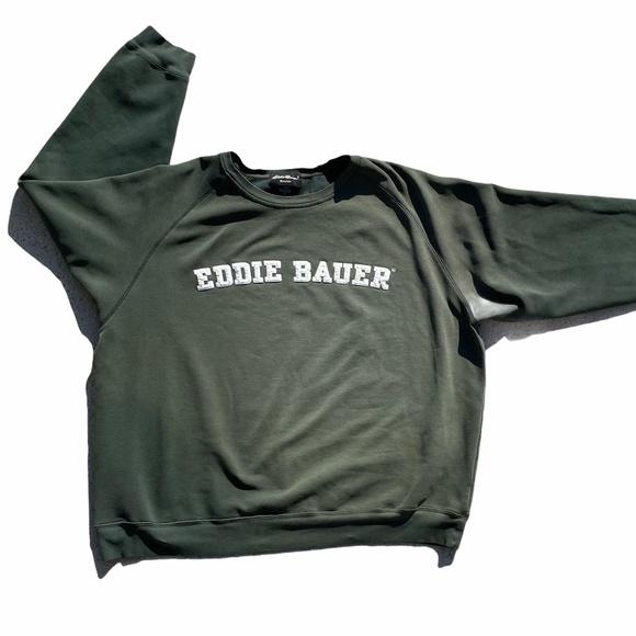 Classic Eddie Bauer Sweatshirt